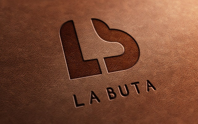 Design de Logotipos originais - La Buta